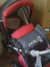 Baby merc travel system