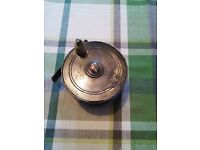 Vintage Brass and Alloy Fishing Reel