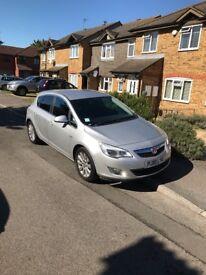 Vauxhall Astra SE 1.6L Turbo