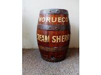 Morueco sherry barrel
