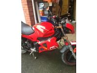 Gilera DNA 50 / 9Months MOT (problems)