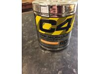 C4 Pre Workout - Orange Dreamsicle Flavour