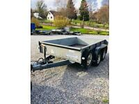 Ifor Williams GD85 Trailer £1195 + VAT (£1434)