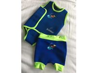 SwimBest Vest and Shorts 0-6mths