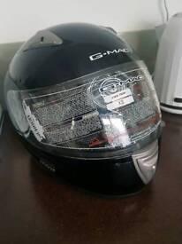 Gmac helmet xs brand new