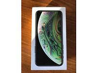 BRAND NEW IPHONE XS 64gb on 3