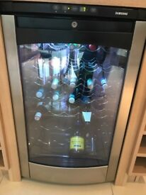 Samsung wine fridge £100