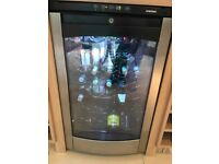 Samsung wine fridge £100