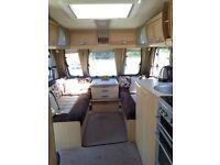Twin Axle 4 Berth Bessacar Cameo 625 Caravan