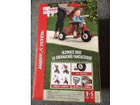 Brand New Radio Flyer 4 in 1 Stroll N Trike 9 months to 5 years Grows with your child