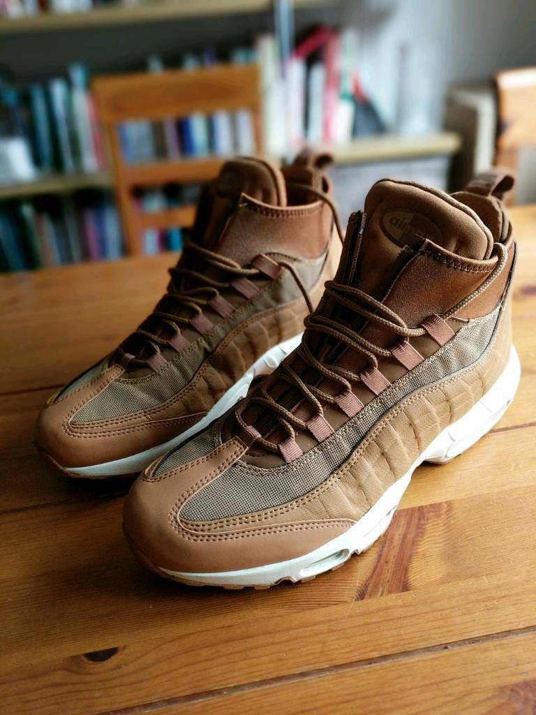 the best attitude e4ebd 08d64 Nike Air Max 95 Sneakerboot Mens 8.5 Worn once