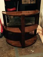 Small Antique side table d'appoint antique - $50