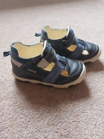Geox Toddler Open Shoe