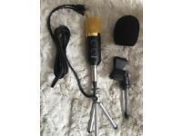 professional Recording Microphone Usb Fifine Studio Microphone Usb For /PC/Mac