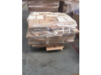 Small Pallet of Chipboard, Assorted Sizes