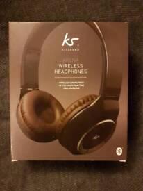 Kitsound Arena Bluetooth Headphones