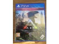 Ps4 Game Ark