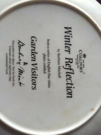 Robin plates