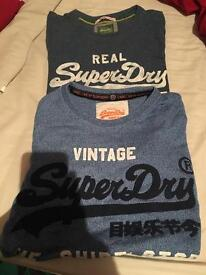 Superdry men's t shirt