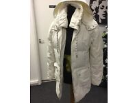 Roxy Padded Quilted Winter Coat