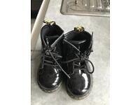 Toddlers doc martens