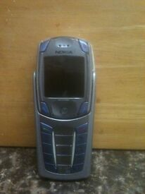 Sold *** Retro Nokia 6820 Mobile Phone *** £20 Sold