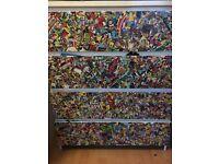 Marvel drawers