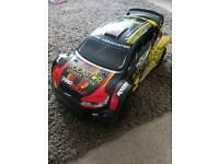 Rc car Team Associated