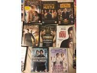 Drama/action DVD collection