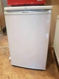 Under counter larder fridge