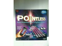 Pointless board game ( NEVER USED!)