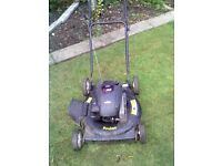 Petrol Lawnmower Briggs and Stratton Engine - Spares or Repairs - Leeds 8