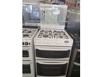 #6832 CANNON 60CM DUAL FUEL COOKER 6 MNTHS WARRANTY