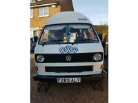 Vw t25 leisuredrive campervan