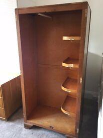 Vintage Open Wardrobe for Sale - Up cycling Project