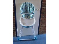 Baby Start Push Chair and High Chair