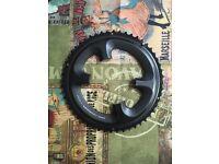 Shimano Ultegra 6800 52/36 Crankset Chainset 52 36. Chainrings basically new.