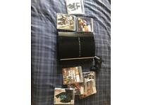 Sony PlayStation 3 40GB With Games & Wireless Controller