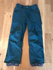 SOLD SOLD SOLD O'Neill Men's Snowboard Pants (Large)