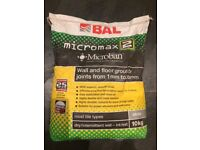 BAL Micromax2 Smoke 10kg - 4 bags available in total