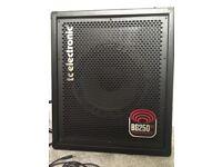 TC Electronic 250w Tone Print Bass Amp