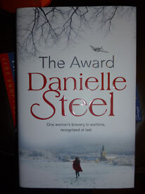 Brand new Danielle Steel The Award- hardback
