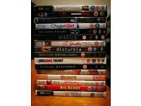50 DVD's