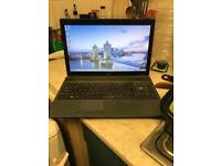 Acer core i3 cpu 2.50 Ghz with 6 GB Ram and 650 GB Hard drive