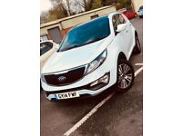 Kia Sportage 1.7 CRDi 3 5dr - Excellent Condition - 1 Owner - Full Service History.