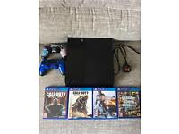 Black PlayStation 4 bundle