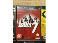 Killer 7 GameCube, disk 2 of 2 only