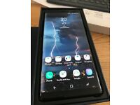 Samsung Galaxy Note 8 - SIM free in pristine condition with all boxed contents