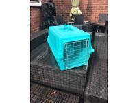 Pet box carrier