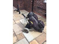 Powakaddy Golf Trolley & Bag